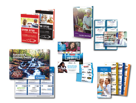 Custom Coupon Books