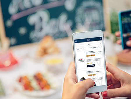 Dining Advantage App